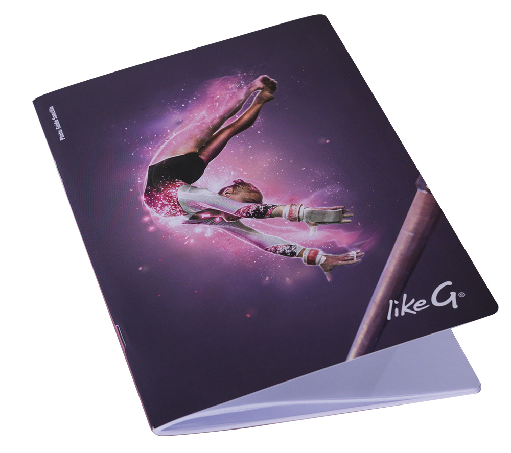 A5 G.BOOK LINED